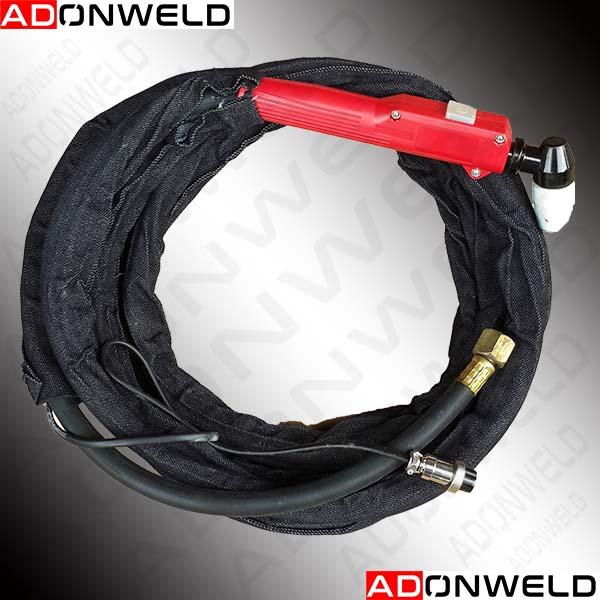 air plasma torch cut 40