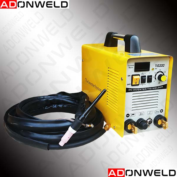 inverter TIG 200 welding machine