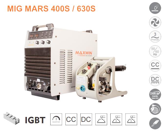 MAXWIN MIG MARS 400S