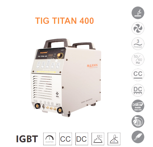 MAXWIN TIG TITAN 400