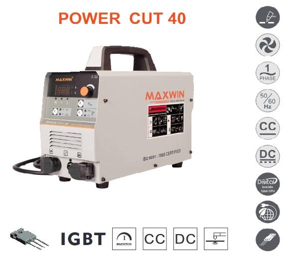 Maxwin plasma cutting machine