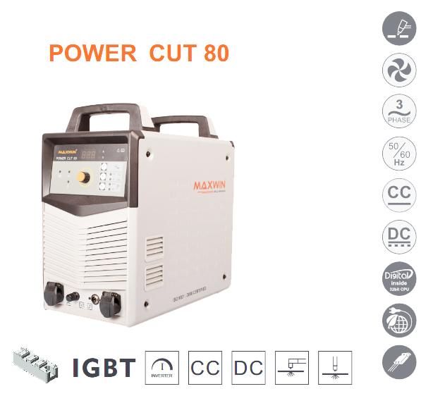 Maxwin air plasma cutting machine