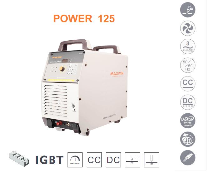 POWER CUT125